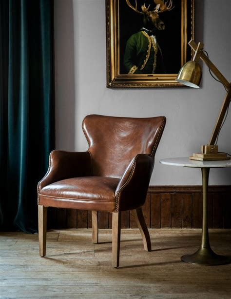 small leather armchair uk best 20 brown leather chairs ideas on pinterest leather
