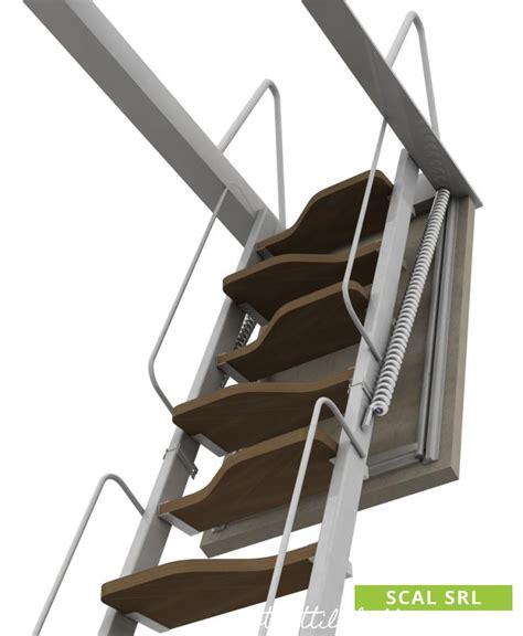 scale retrattili a soffitto scala retrattile a elementi scale retrattili solide e sicure