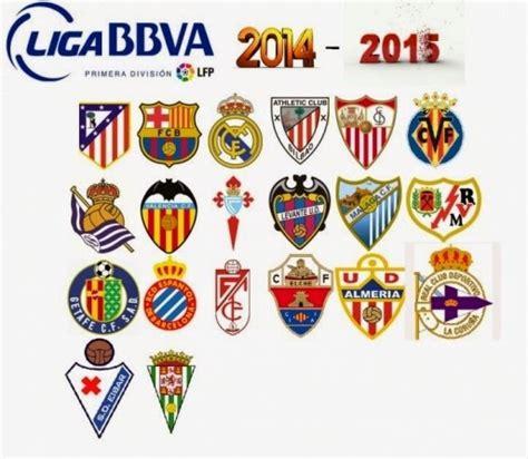 Calendrier Liga 2014 15 World Football Badges News Spain Primera Division 2014 15