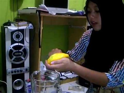 cara membuat jus mangga bhsa inggris cara membuat jus mangga ala inggris hehehe youtube