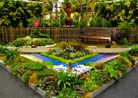 best backyard gardens good home ideas asia s best garden and flower show returns