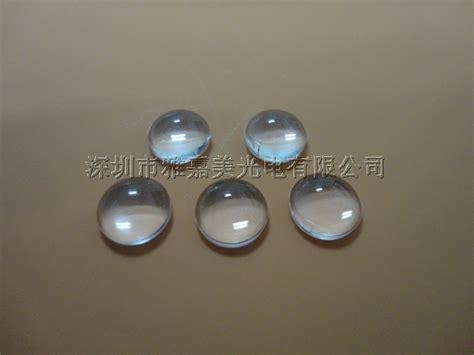 high quality power led optical convex lens diameter 10mm