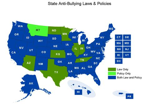 service laws by state stand up bullying and inclusion