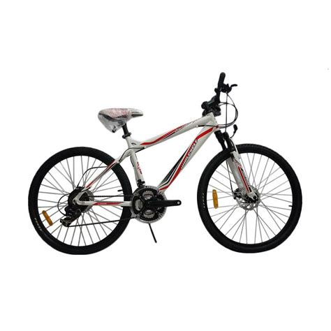 Jual Sepeda Wimcycle Rx Dx jual wimcycle diamante rx sepeda mtb white 26 inch