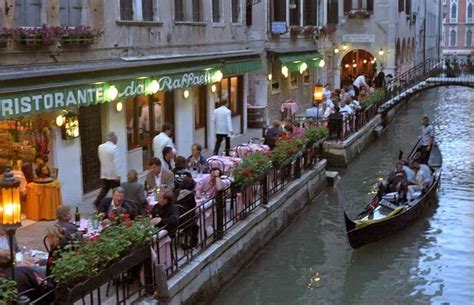 best restaurant venice where to eat the best of the venice city breaks and
