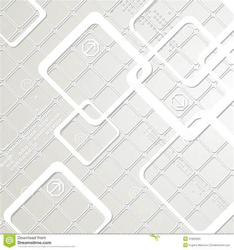 vector abstract hi tech background stock photo image