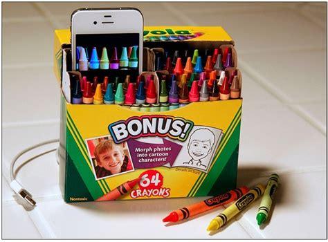 Crayola Crayons Iphone All Hp crayola crayon box dock iphone style photos crayons and boxes