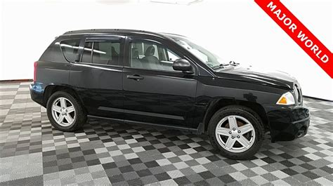2007 jeep compass sport suv 4d pictures and videos kelley blue book pre owned 2007 jeep compass sport 4d sport utility in long island city 30994 major world