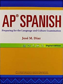 azulejo ap spanish literature pdf ap spanish preparing for the language and