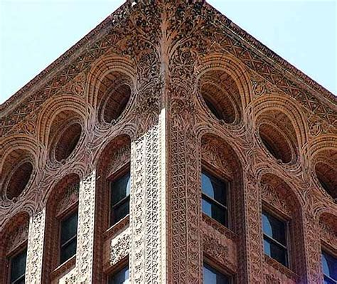 louis sullivan guaranty building buffalo new york 1896 louis sullivan