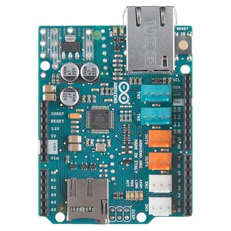 Ethernet Shield Arduino arduino ethernet shield 2 dev 11166 sparkfun electronics