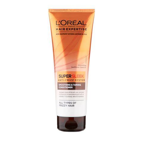 loral paris hair expertise eversleek smoothing l or 233 al paris hair expertise supersleek anti frizz system