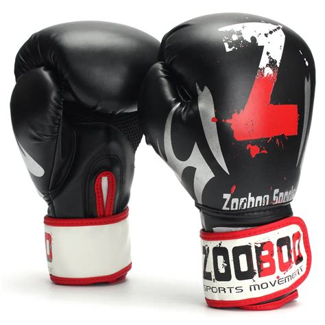 1 pair fitness mma thai fight boxing gloves sandbag pu punching pad glove sports