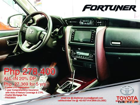 2016 Toyota Fortuner G 2 4 A T toyota fortuner 2016 car for sale calabarzon