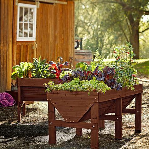Trug Vegetable Planter by Vegtrug Raised Beds Williams Sonoma