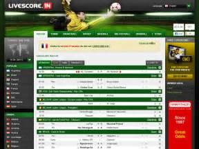 Live Score Soccer Livescore Live Scores Soccer Results Live Score