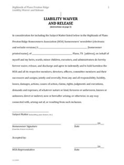 Horse Riding Agreement And Liability Release Form Legal Pinterest Horses Horseback Waiver Template