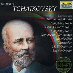 the best of tchaikovsky tchaikovsky the best of tchaikovsky cd 2005 telarc