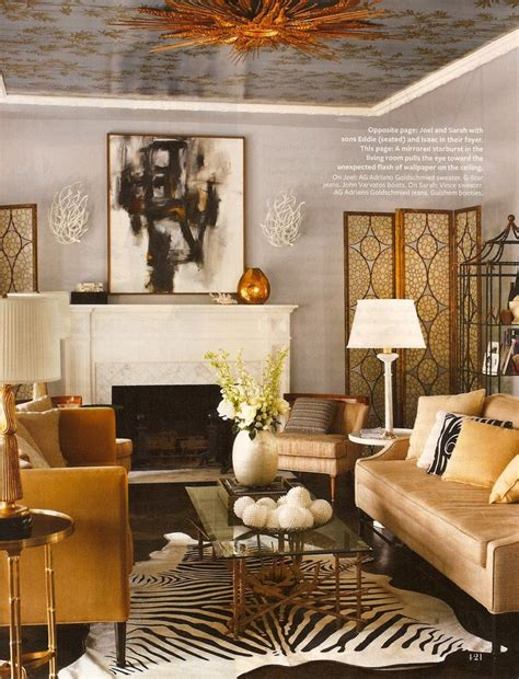 Gold Living Room Ideas Wearstler Interiors Living Room Pinterest Fireplaces Furniture And The Fireplace