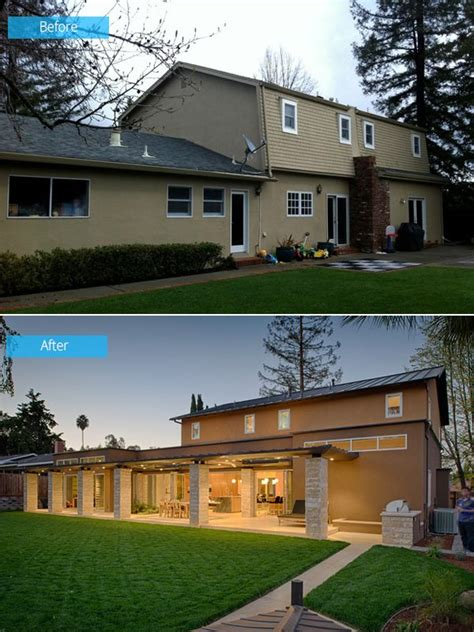 old house renovation before and after before and after old house turns into a kid friendly modern home modern house and