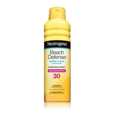 Non Merkuri Sunblock Spray Spf 30 Pratista neutrogena defense spf30 spray 6 5 oz sunscreens