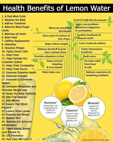 Lemon Juice Detox Benefits by Best 25 Health Benefits Of Lemon Ideas Only On