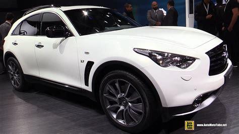 2017 Qx70 Sport by 2017 Infiniti Qx70 S Exterior And Interior Walkaround