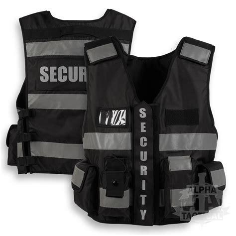 tactical duty vest tactical security duty patrol vest black sia industry door