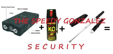 personal security new unisex personal security pack for