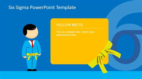 Six Sigma Yellow Belt Powerpoint Presentation Slidemodel Six Sigma Ppt Free