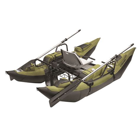 fishing pontoon boat accessories classic accessories colorado inflatable