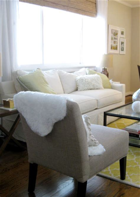 diy small and faux sheepskin rug shelterness