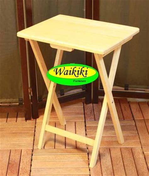 Meja Lipat Kayu dinomarket pasardino meja lipat kayu solid