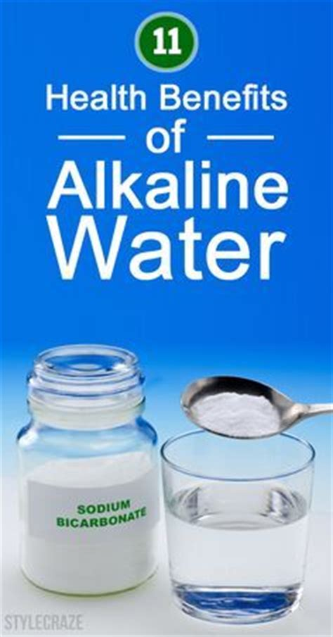 Alkaline Water For Detox by 13 Benefits Of Alkaline Water How To Make It Water