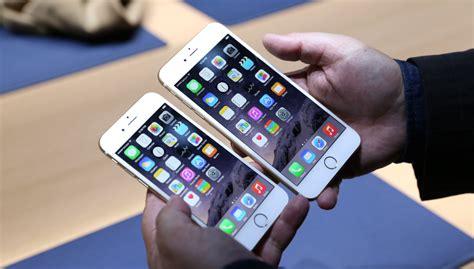 l iphone 6 que choisir entre l iphone 6 et l iphone 6 plus appleigeek
