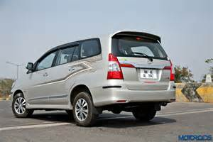 new 2015 2016 toyota innova india car price specifications and 2017