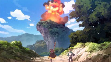 konosuba explosions    youtube