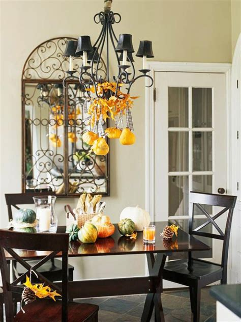 Decorating With Chandeliers Decorate Your Chandelier Fall Decorating Ideas Bb B