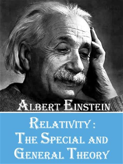 relativity the special and general theory books read quot relativity the special and general theory