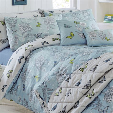 Bedding The Range Aviana Duckegg Bedding Range Duvet Sets Bedding Linen4less Co Uk