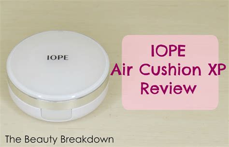 Iope Xp Cushion Review Review Iope Air Cushion Xp In N23 Review The