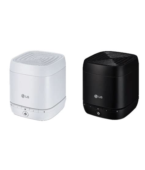 Speaker Bluetooth Lg buy lg bluetooth portable speaker np 1540b at best