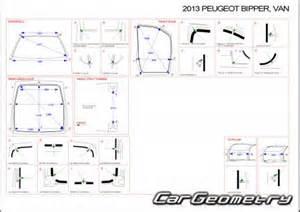 Peugeot Bipper Dimensions ð ñ ð ð ð ð ñ ðµ ñ ð ð ð ðµñ ñ Peugeot Bipper 2008â 2014 Dimensions