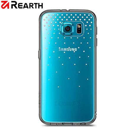 Back Cover Rearth Ringke Fusion Samsung Galaxy Alpha Transparant rearth ringke fusion noble samsung galaxy s6 edge bling snow reviews