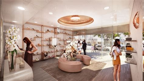 shoe boutique palter deliso luxury shoes opens store in l a la times