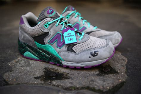 New Balance 580 Limited 3 new balance 580 x west nyc limited visual arts creative ideas inspiration varts us