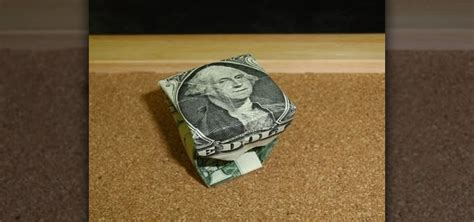 Dollar Bill Ring Origami - how to fold an origami dollar bill ring 171 origami