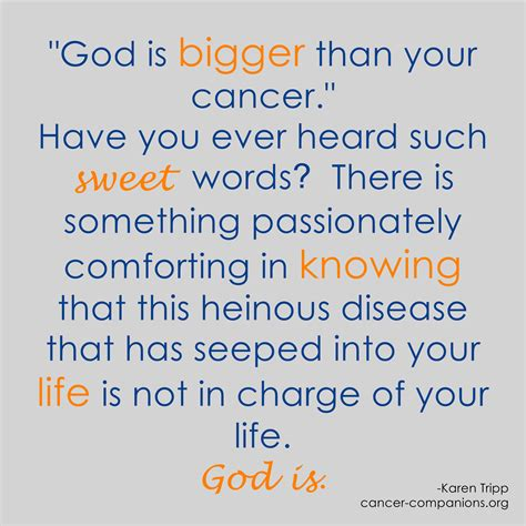 Comforting Words For A Friend With Cancer by Comforting Quotes Cancer Companions