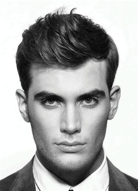 mens hairstyles combed up 20 different hairstyles for men feed inspiration