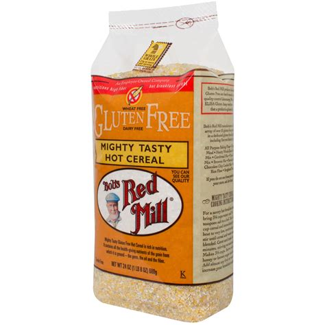 Bob 39 S Mill Gluten Free 1 To 1 Baking Flour 623 Gr bobs mill cereal 40 ounce